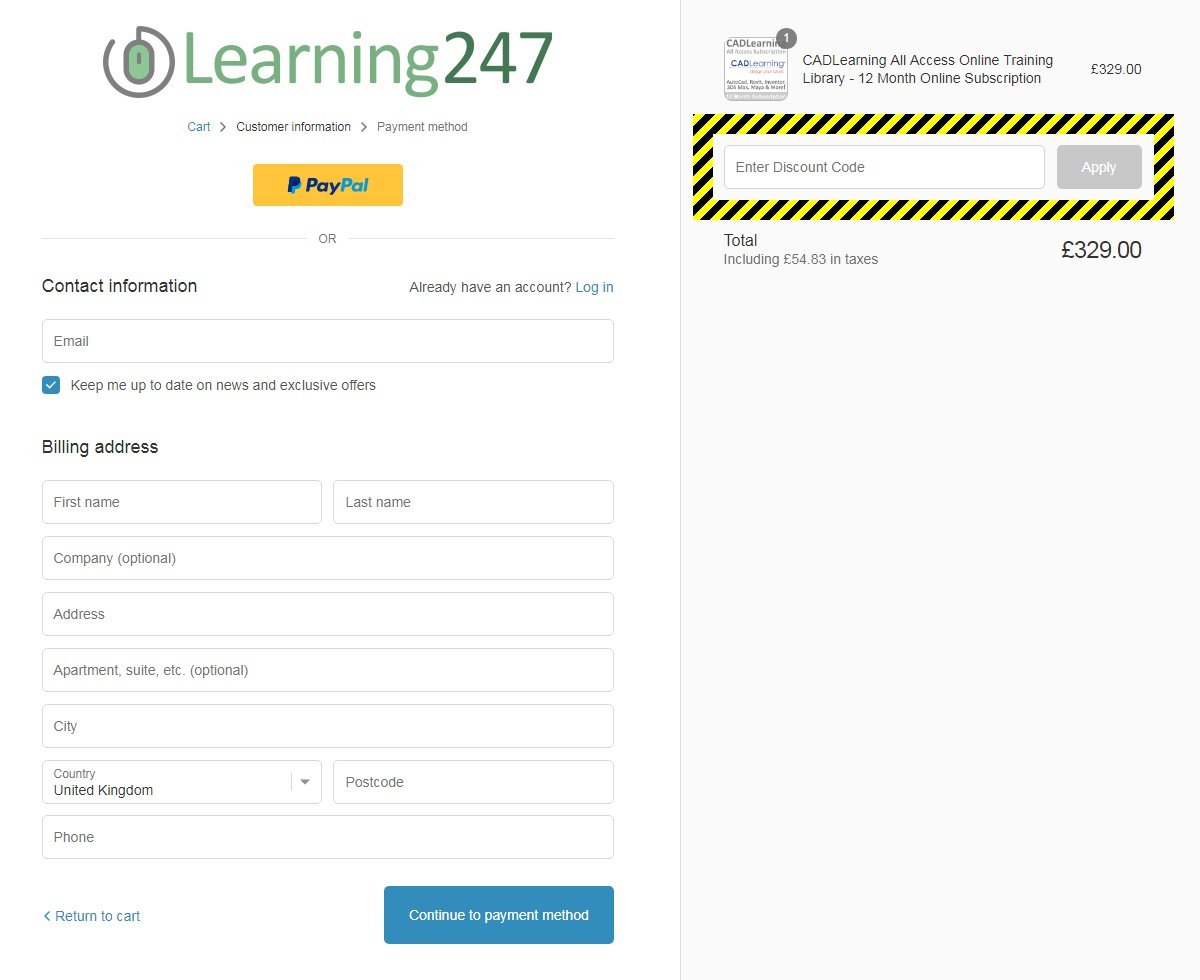 Learning247 Discount Code